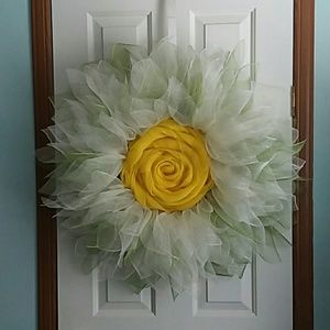 Handmade in the USA  Wreath